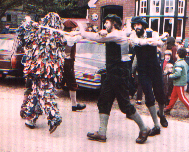 Dancing in the New Forest 1981